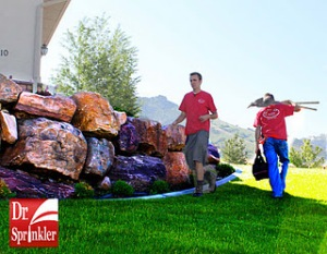 Sprinkler Repair Slc, ut, 84127